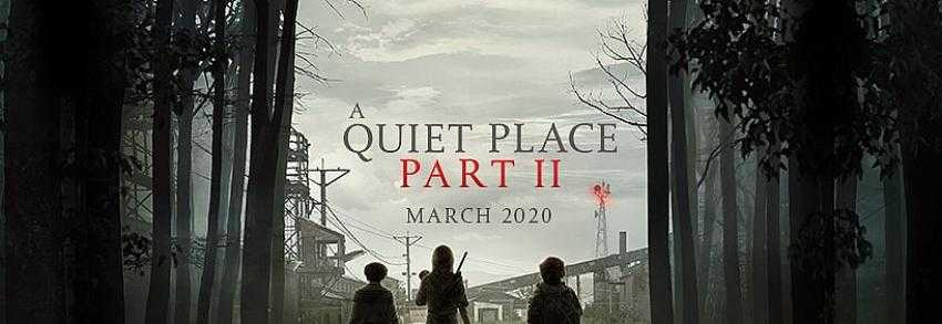 A QUIET PLACE 2 FİLM FRAGMANI İZLE